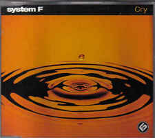 System F-Cry The remixes cd single Ferry Corsten