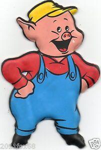 figurina plasteco patuzzi anno 1965 walt disney gymmi ottime condizioni