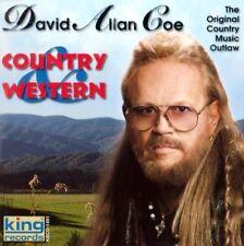Country & Western - Coe,David Allan (2001, CD NEUF)
