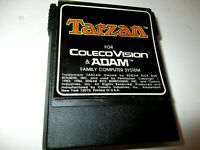 1983 TARZAN - COLECOVISION GAME CARTRIDGE ONLY - COLECO VISION