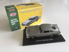 Atlas Editions Diecast 1:43 Classic British Sports Car Aston Martin DB5 boxed