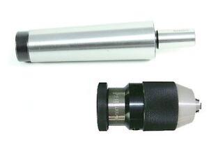 Morsekegel NC-Bohrfutter 1-16mm Schnellpann-Bohrfutter DIN228A DIN238 MK2 MK3