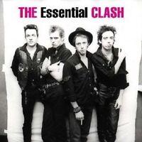 """THE CLASH """"THE ESSENTIAL CLASH """" 2 CD NEU"""