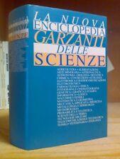 LA NUOVA ENCICLOPEDIA GARZANTI DELLE SCIENZE - 1996