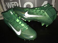 NIKE MICHIGAN STATE SPARTANS TEAM ISSUED  VAPOR UNTOUCHABLE 2 FOOTBALL CLEATS 11