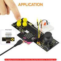 KEYESTUDIO Joystick Gamepad Button Expansion Module Board for BBC MicroBit
