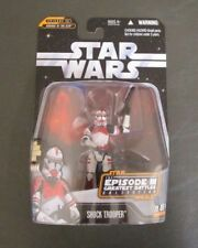 Shock Trooper 2006 STAR WARS The Saga Collection MOC Greatest Battles 11 of 14
