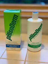pHisoDerm - vintage - skin cleanser - oily skin formula 16oz
