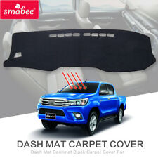 For Toyota Hilux SR5 4x4 Hilux REVO Hi-Rider Manual Dash Mat 2015-2017 Dashmat