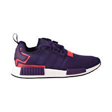 Adidas NMD_R1 Mens Shoes Legend Purple-Legend Purple-Shock Red BD7752
