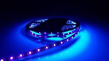 5Meter Purple UV LED Under Cabinet Strip Light Self Adhesive Waterproof IP65 12V