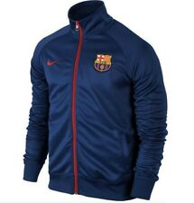 Nike FC Barcelona Core Trainer Jacket Youth XL Extra Large Navy 694330-421