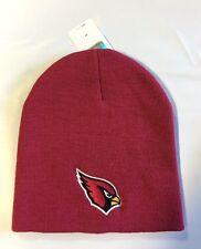 Arizona Cardinals Knit Beanie Winter Hat Toque Skull Cap New Red Maroon