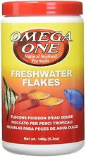 Omega One Tropical Flakes 5.3 oz