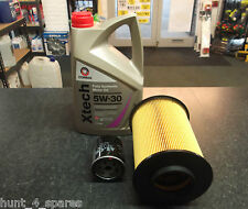 FORD FOCUS MK3 1.6 SERVICE KIT OIL & AIR FILTERS 5 LITRES COMMA OIL
