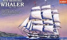 Academy New Bedford Whaler 1835 Election Scavenger 1:200 Sailing Ship Model Kit