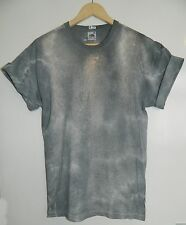 Unique Tie dye acid wash t shirt Grunge galaxy dip dye Hipster one of a kind top