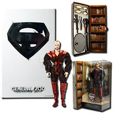 DC Superman Movie Masters 12-Inch General Zod - Matty Collector Exclusive
