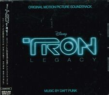 "Daft Punk ""TRON Legacy OST"" Japan CD w/OBI"