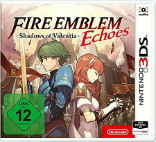 Fire Emblem Echoes: Shadows of Valentia (Nintendo 3DS, 2017)