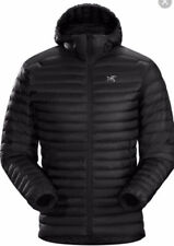 Arcteryx Men's Large Black Cerium LT Hoody - Brand New With Tags