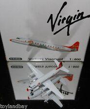 Schabak 1:600 Scale Diecast 941-127 Virgin Atlantic Airlways Vickers Viscount