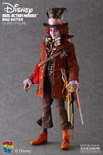 MAD HATTER ALICE IN WONDERLAND MEDICOM REAL ACTION HEROES FIGURE TOY DELUXE 12""