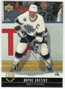 1993/94 Upper Deck NHL Hockey: NHL's Best #HB9 Wayne Gretzky