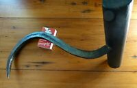"Vintage WOOL-Hay-SACK-Bale "" LARGE Single HOOK "" Farm STATION Tool"