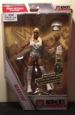 Maryse WWE Walgreens Exclusive Elite Figure w/White Intercontinental Belt NIB