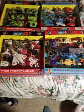 Transformable Robot Toy Sets (sealed)