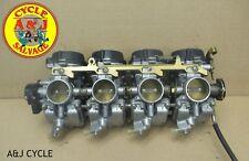 2000-2008 Kawasaki ZX6r, ZZR 600 Carburetor, carbs, gas and fuel carburetors,