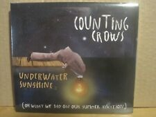 COUNTING CROWS Underwater Sunshine PROMO CD freeUKpost still SEALED