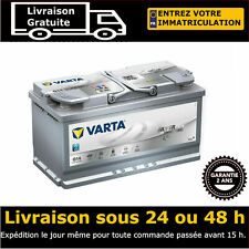G14 VARTA Start Stop Plus - 12V 95Ah AGM Batterie*