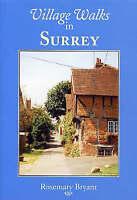 Very Good, Village Walks in Surrey, Bryant, Rosemary, Book
