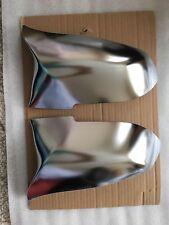 Bmw M2 F87 Matt Chrome M Performance Wing Mirror Covers Perfect Fit Pair