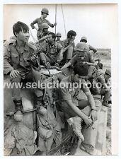 5 photos-Guerre du VIÊT NAM-Soldats de l'armée Populaire Vietnamienne vers 1970