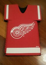 NHL Detroit Red Wings Beer Bottle Cozy Coozie