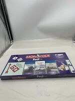 Monopoly FedEx Edition Board Game HTF - Brand New Sealed