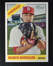 2015 Topps Heritage #692 Marco Gonzales - NM-MT
