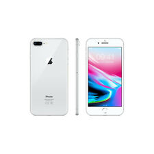 New Sealed Apple iPhone 8 Plus 256GB Factory Unlocked, Silver - UK MODEL