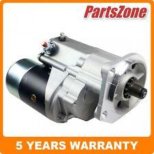 Starter Motor Fit for Nissan Patrol GQ GU TD42 TD45 TD48 4.2L 4.5L 4.8L Diesel