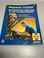 Haynes Automotive Heating and Air Conditioning Haynes Techbook (10425)