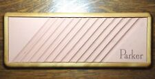 Vintage Parker 51 Pen Tray from Showcase Holds 12 Pens Excellent Condition