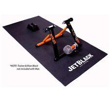 - JetBlack Trainer Mat Black 90 X 190 Cm