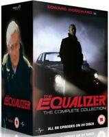 Neuf The Égaliseur Saisons 1 Pour 4 Complet Collection DVD