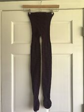 AN29 Smartwool Wool Blend Tights Womens Medium