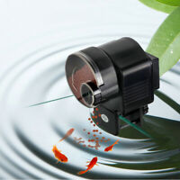 Aquarium Fish Feeder Vacation Automatic Food Dispenser Tank  Timer Auto Feeder