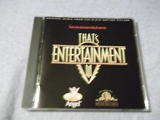That's Entertainment 1994 EMI/Angel compilation movie song CD