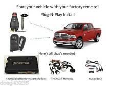 Plug-N-Play Remote Starter 2013-2017 Dodge RAM - 4X10 - THCHC3- uses OEM remotes